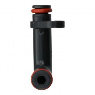 Соединительный блок / вход в варочную камеру для варочного блока для кофемашин Siemens EQ, Bosch Vero, Neff и Gaggenau