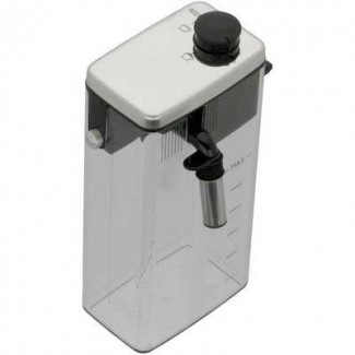 Контейнер для молока ECAM с крышкой из нержавеющей стали DeLonghi