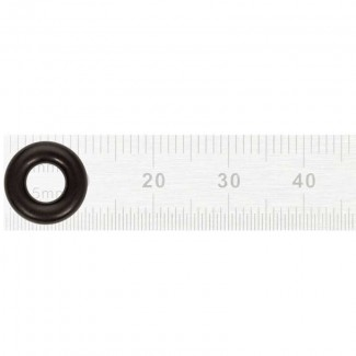 Уплотнительное кольцо 5х3 для дренажного клапана  Jura