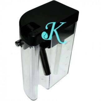Контейнер для молока с крышкой (капучинатор) DeLonghi № 7313214441