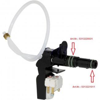 Комплект уплотнительных колец для штуцера DeLonghi №7021