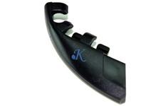 Ручка трубки подачи пара, черная и серая Art.Nr.: 174209