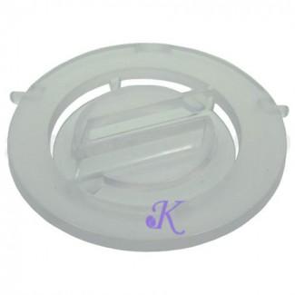 Крышка бункера молотого кофе, прозрачная для Saeco Primea Art.Nr.: 11000061