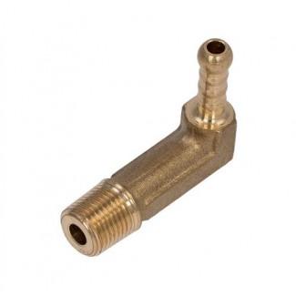 Соединитель  90 ° для электромагнитного клапана Saeco