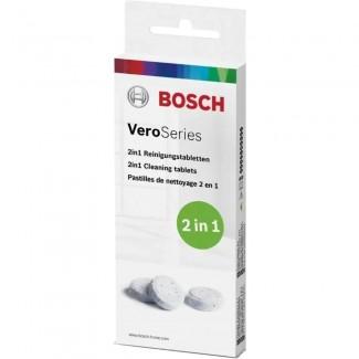 Таблетки для очистки  от кофейных  масел Bosch TCZ8001 10 шт