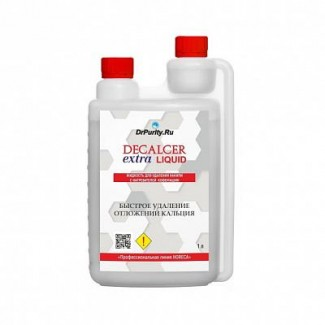 средство для очистки накипи Dr.purity 1л.
