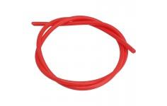 Шланг силиконовой армированный красный для Jura 1м